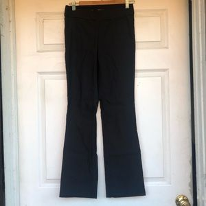 Simply Vera Vera Wang bootcut black pants